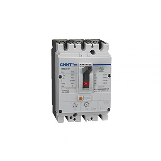Chint NM8-630 S 3 Pole Adjustable MCCB  Price in Pakistan