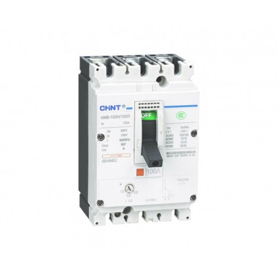 Chint NM8-800 H 3 Pole MCCB  Price in Pakistan