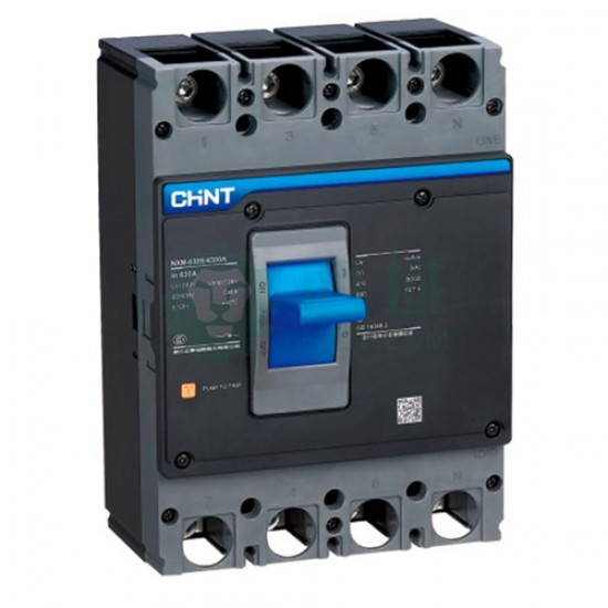 Chint NXM-1000 H Type 3 Pole MCCB  Price in Pakistan