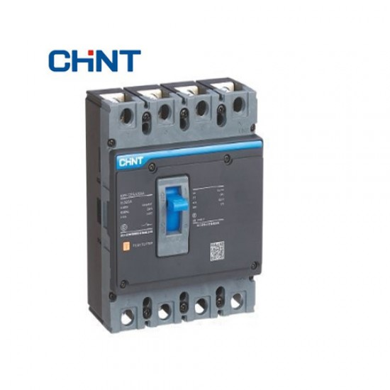 Chint NXM 125 S 4 Pole MCCB  Price in Pakistan