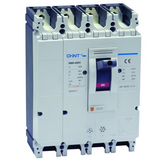 Chint NXM 400 S 4 Pole MCCB  Price in Pakistan