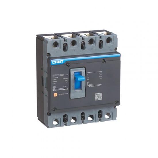 Chint NXM-800 S MCCB Fixed Type 3 Pole  Price in Pakistan