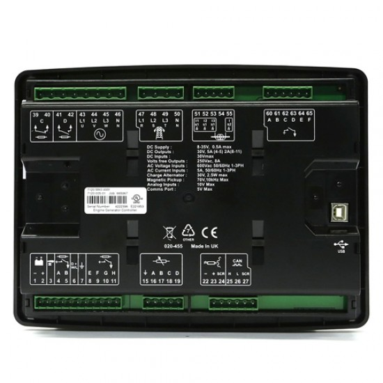 DSE7120MKII Auto Mains (Utility) Failure Control Modules  Price in Pakistan