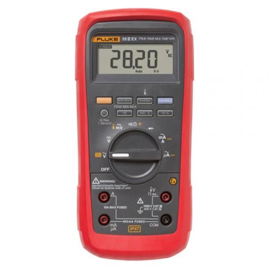 Fluke 28 II Ex Intrinsically Safe True RMS Digital Multimeter  Price in Pakistan