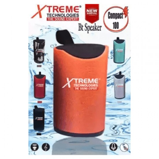 Xtreme Compact 100 Portable Wireless Speaker  Price in Pakistan