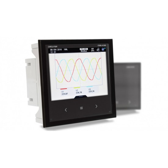Circutor CVM-A1500 Power Quality Analyzer / For Electrical Networks  Price in Pakistan