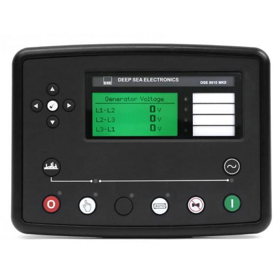 DSE8610 MKII Synchronising & Load Sharing Auto Start Control Module  Price in Pakistan