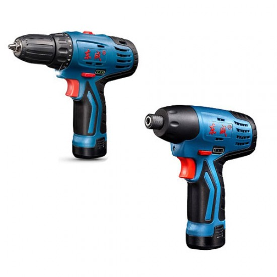 Dongcheng DCKIT01 Cordless Driver Drill  Price in Pakistan