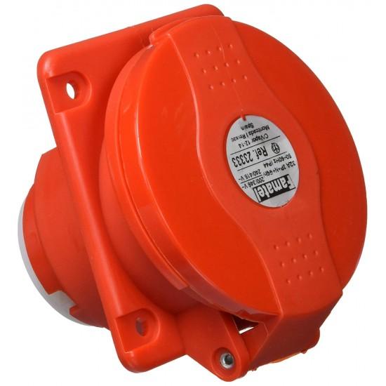 Famatel 23333 Angled (Flush) Panel Socket  Price in Pakistan