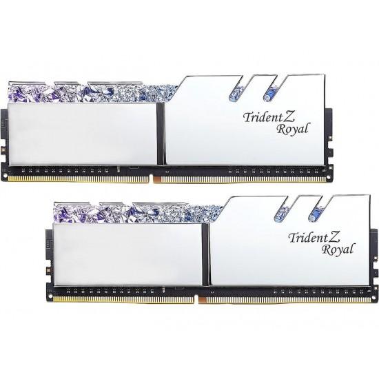 G.Skill Trident Z Royal 16GTRS DDR4 16GB 2x8GB 3600MHz  Price in Pakistan