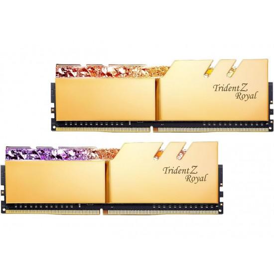 G.Skill Trident Z Royal Series DDR4 32GB 2x16GB 3600MHz  Price in Pakistan