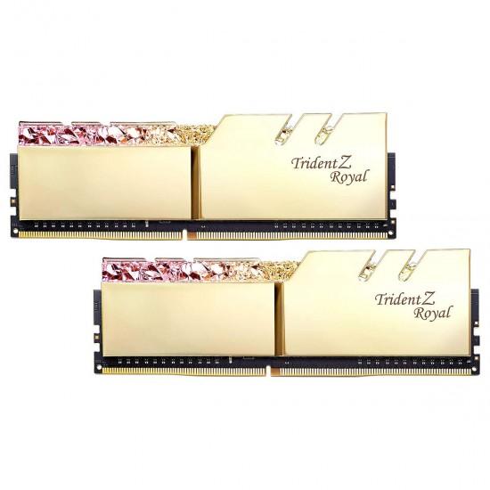 G.Skill Trident Z Royal Series DDR4 16GB 2x8GB 3600MHz  Price in Pakistan