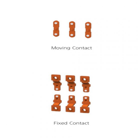 Hyundai HGCTIP 12 Spare Main Contacts For HG Series  Price in Pakistan