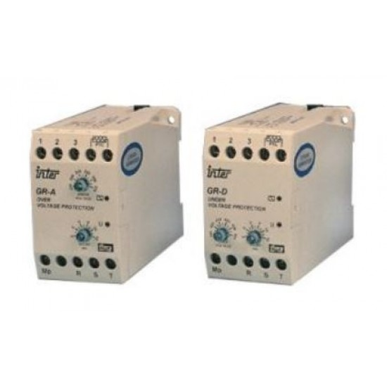 Inter GR-AD Surface Mounting Under & Over Voltage Relay  Price in Pakistan