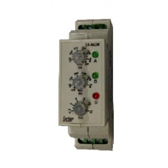 Inter GR-WADM Din Rail Mounting Under & Over Voltage Relay  Price in Pakistan