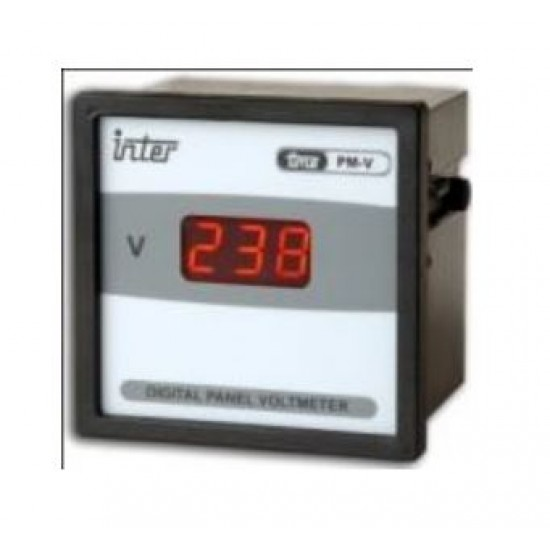 Inter PM-V94 Digital AC Voltmeter  Price in Pakistan