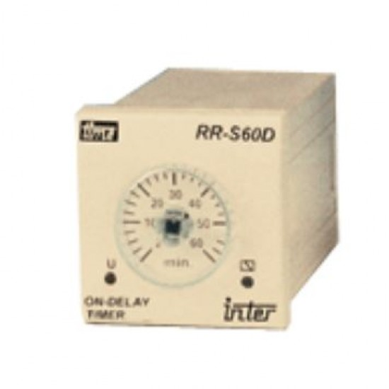 Inter RR-S60R On-Delay Timer  Price in Pakistan
