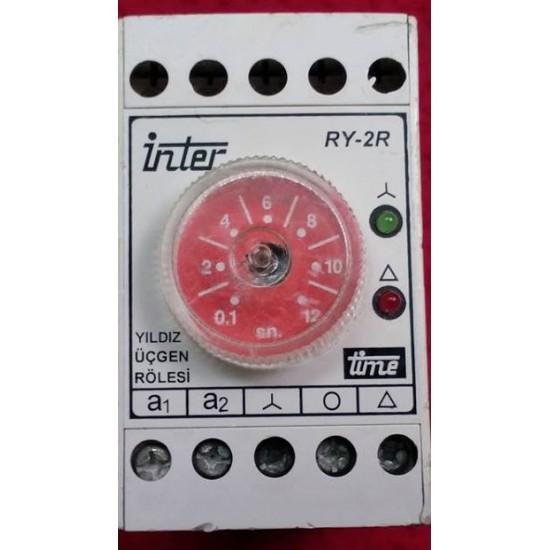 Inter RR-Y (RY-2R) Star-Delta Timer  Price in Pakistan