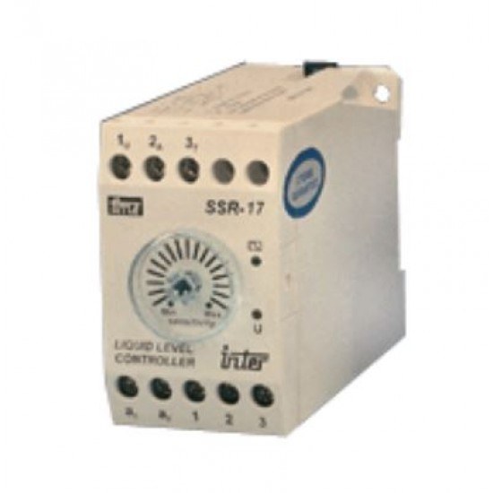 Inter SSE-07 Liquid Level Control Electrode Relay  Slim Type  Price in Pakistan