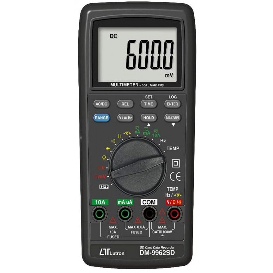 Lutron DM-9962SD Real Time Data Logger Multimeter + LCR  Price in Pakistan