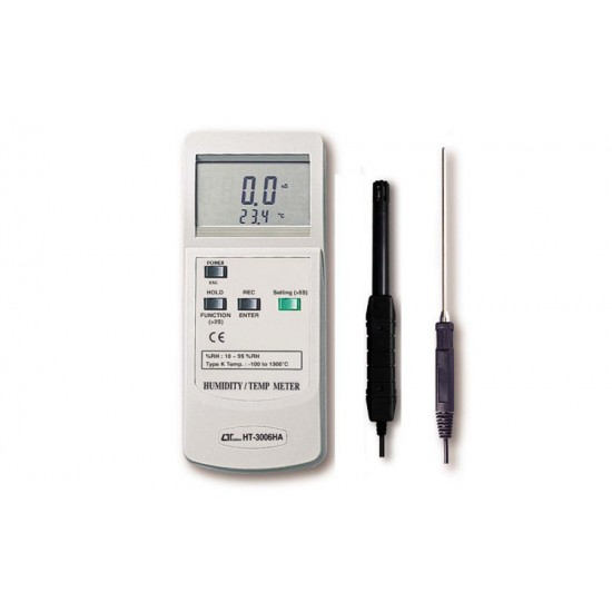 Lutron HT-3006HA Humidity & Temperature Meter  Price in Pakistan