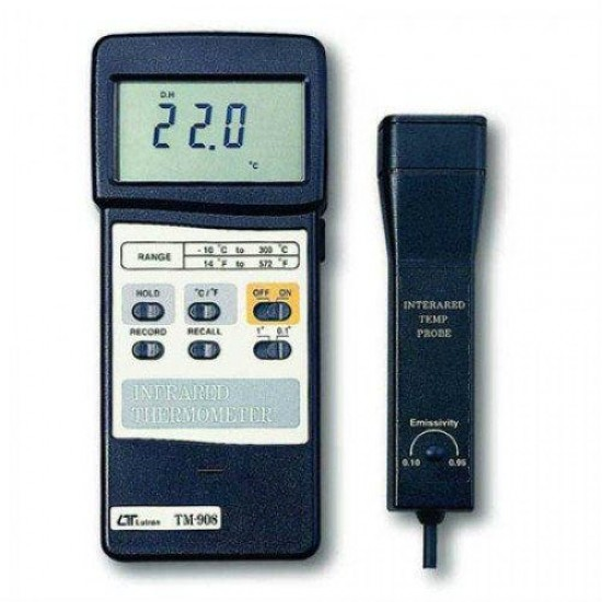 Lutron TM-908 Seperate Probe Infrared Thermometer  Price in Pakistan