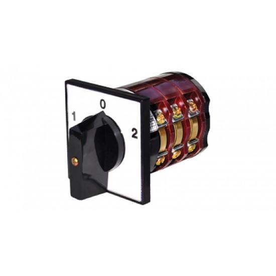 Pakosan YPN312/63 3-Pole Change Over Switch