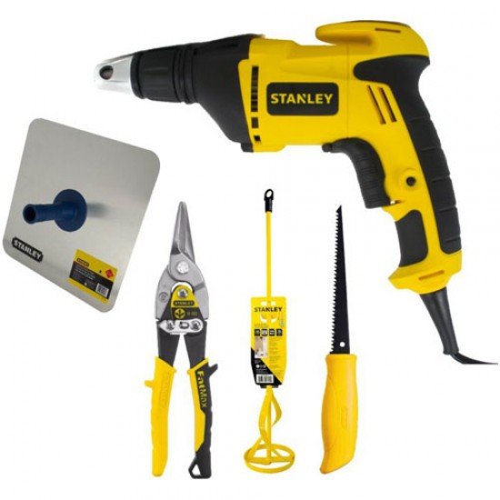 Stanley STDR5206 Electric Screw Driver Drywall  Price in Pakistan