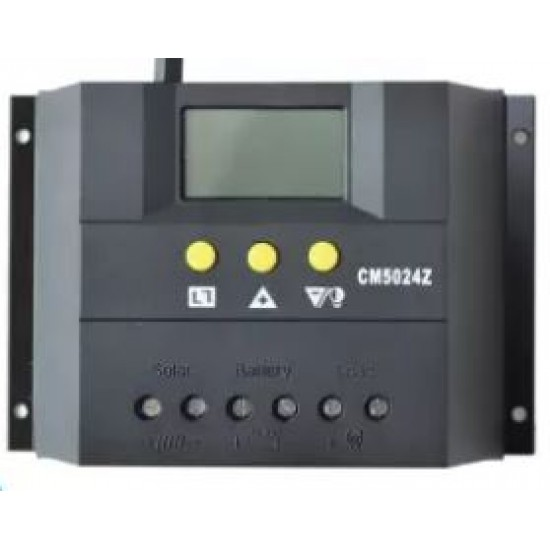 Solar Charge Controller 50 Amp – 12v/ 24v PWM  Price in Pakistan