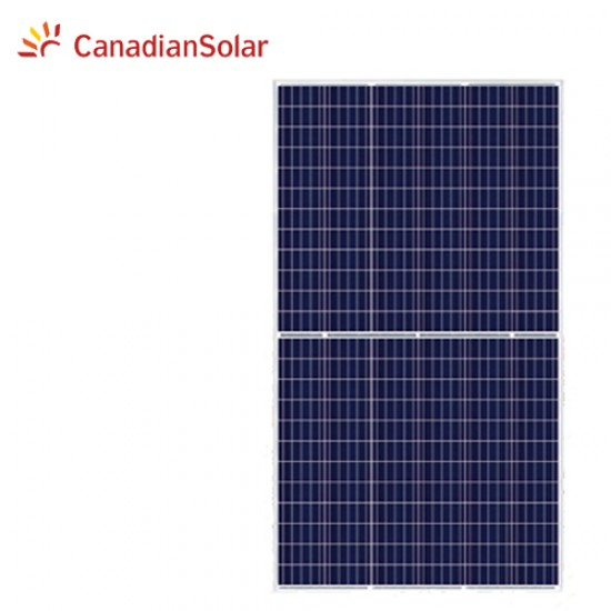 Canadian Solar 425W Half Cut Poly Perc Solar Panel   Price in Pakistan