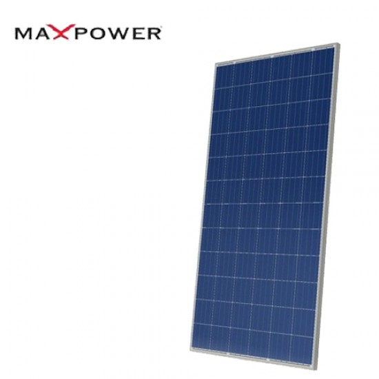 Max Power 250 Watt Poly Solar Panel - (10 Year's Warranty)  Price in Pakistan