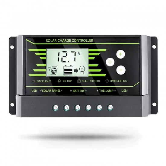 Solar Charge Controller 20 Amp – 12v/24v PWM  Price in Pakistan