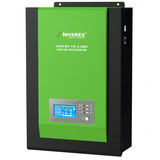 Inverex Axpert VM 2.2 Kw Solar Inverter  Price in Pakistan