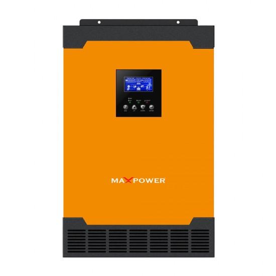 Max Power Sunglow VP 3000/PWM 50 Amp Solar Inverter  Price in Pakistan