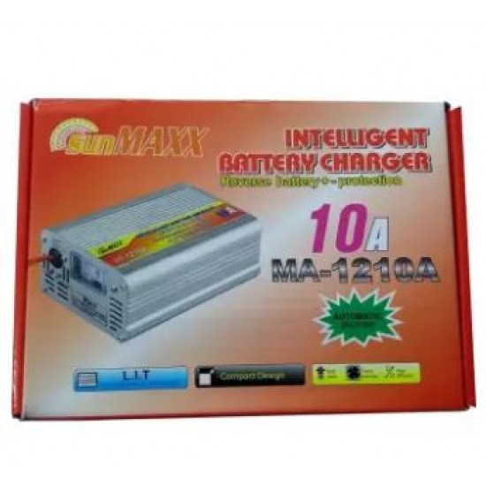 SunMaxx Battery Charger 10A  Price in Pakistan