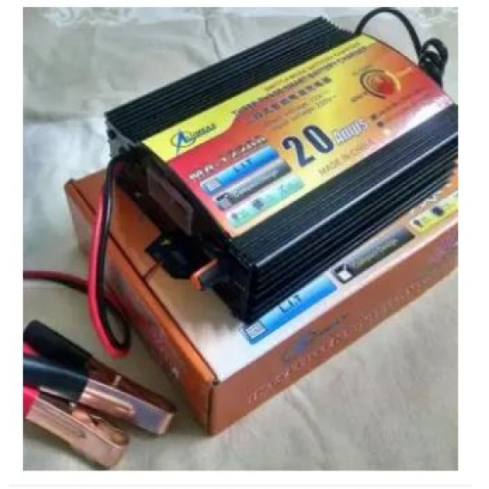 SunMaxx Battery Charger 20A  Price in Pakistan