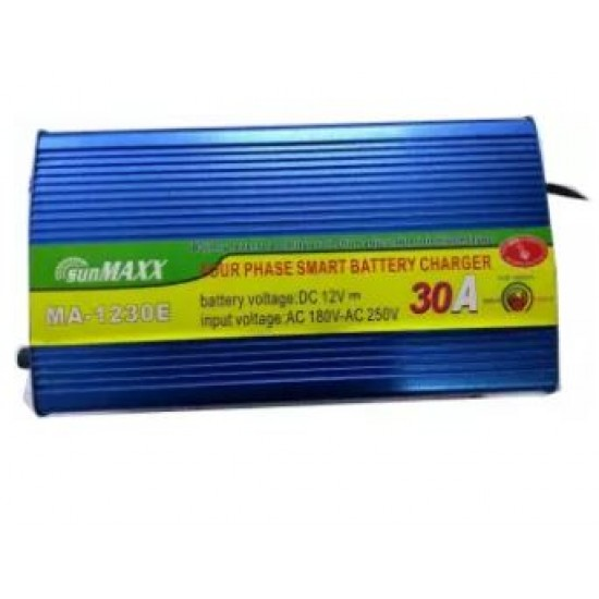 SunMaxx Battery Charger 30A  Price in Pakistan