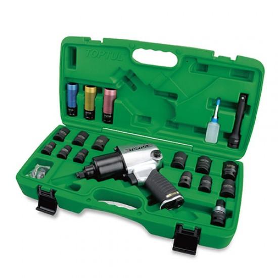 Toptul GDAI2701 - Impact Wrench Set 27PCS  Price in Pakistan