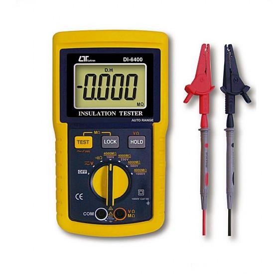 Lutron DI-6400 Digital Insulation Tester + DMM  Price in Pakistan