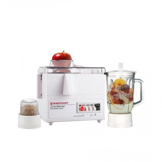 Westpoint WF-8913 Big Apple Juicer With Blender And Grinder  Price in Pakistan