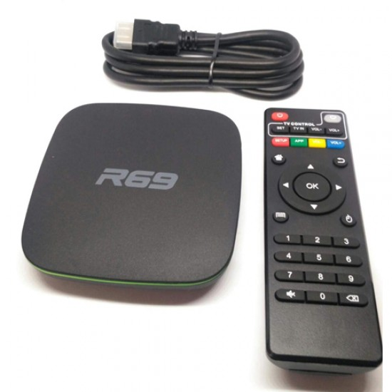 R69 Smart Android 7.1 TV Box  Price in Pakistan