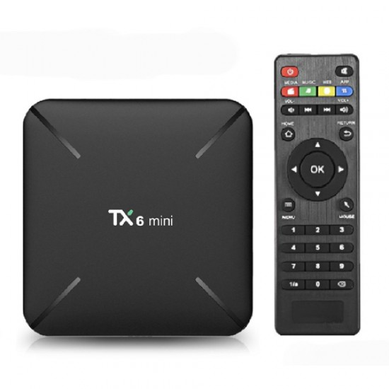 TX6 Mini Android 9.0 TV Box  Price in Pakistan