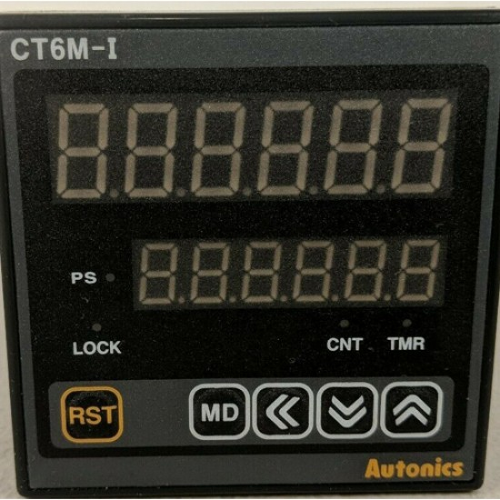 Autonics CT6M-I Programmable Counter/Timer Module  Price in Pakistan