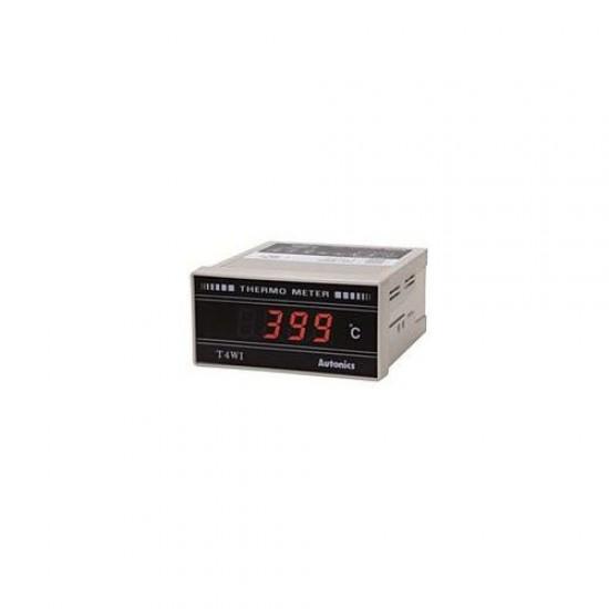 Autonics T4WI Model A Digital Temperature Indicator Single Input Type  Price in Pakistan