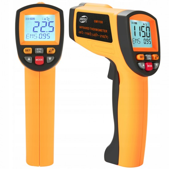Benetech GM1150 Infrared Thermometer  Price in Pakistan