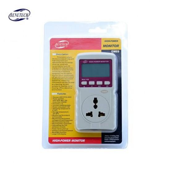 Benetech GM89 Digital Power Meter Analyzer  Price in Pakistan