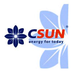 CSUN Solar Panels