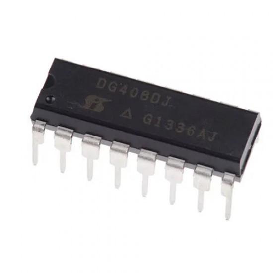 DG408DJ 8-Channel Analog Multiplexer CMOS IC  Price in Pakistan