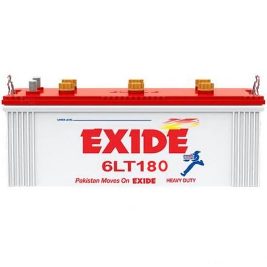 Exide 6LT180 Battery 23 Plates 130 Ah  Price in Pakistan