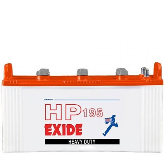 Exide HP195 Lead Acid Battery 21 Plates 140 Ah  Price in Pakistan